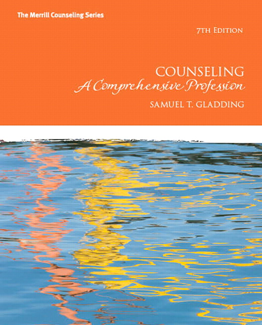 Pdf comprehensive profession counseling a