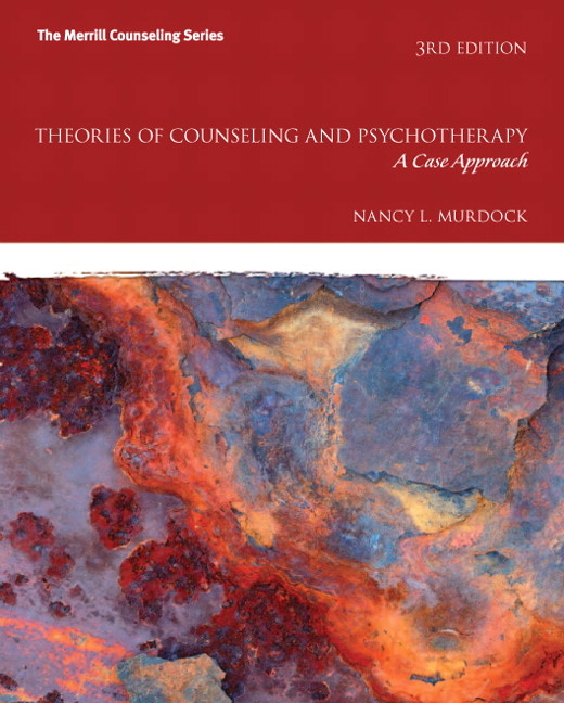 Murdock theories of counseling and psychotherapy a case approach theories of counseling and psychotherapy fandeluxe Images