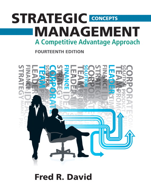 macroenvironment strategic management and competitive advantage Implementation of strategy by managers in businesses that have wider  environmental factors  the meta-cognitive skill required to gain competitive  advantage.