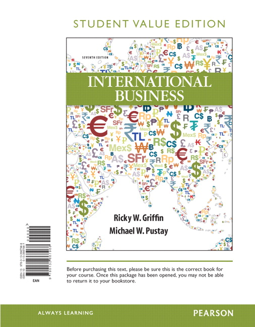 Pdf griffin international business