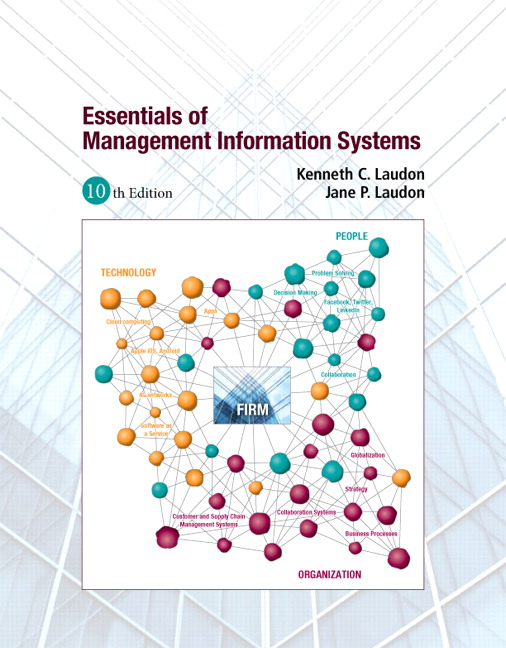 Laudon laudon essentials of mis pearson essentials of mis 10th edition fandeluxe Image collections