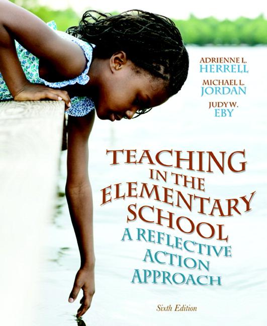 herrell jordan eby teaching in the elementary school a