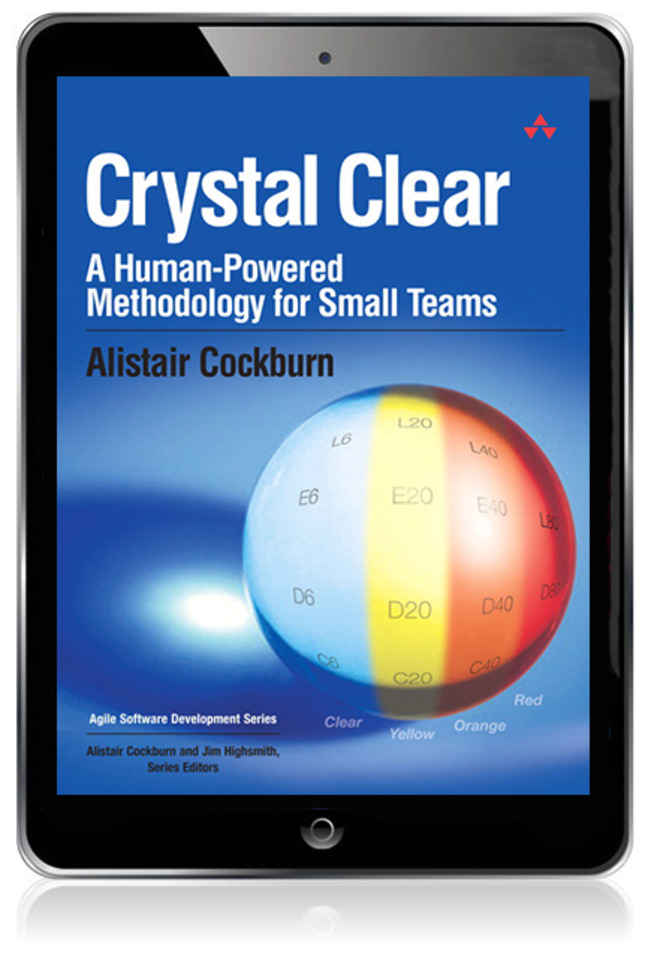 Crystal Clear: A Human-Powered Methodology for Small Teams
