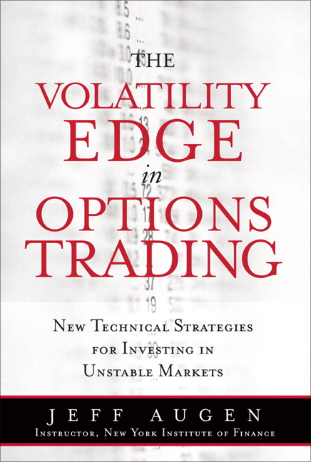 Jeffrey augen the option trader workbook a problem solving approach 2nd edition