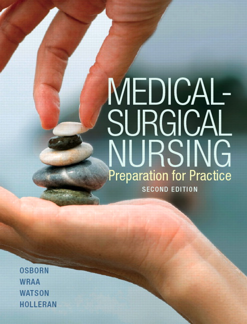 Osborn Wraa Watson Holleran Medical Surgical Nursing