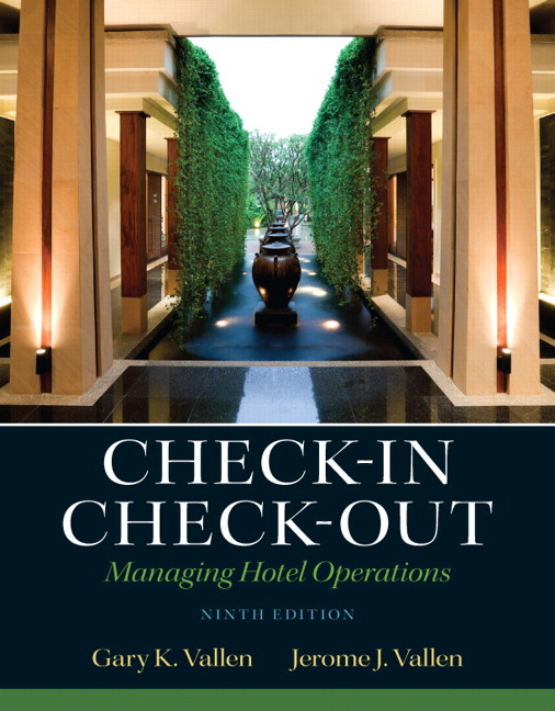 Vallen Vallen Check In Check Out Managing Hotel