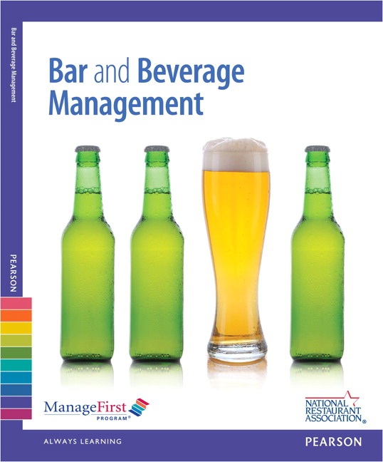 ManageFirst: Bar and Beverage Management with Answer Sheet