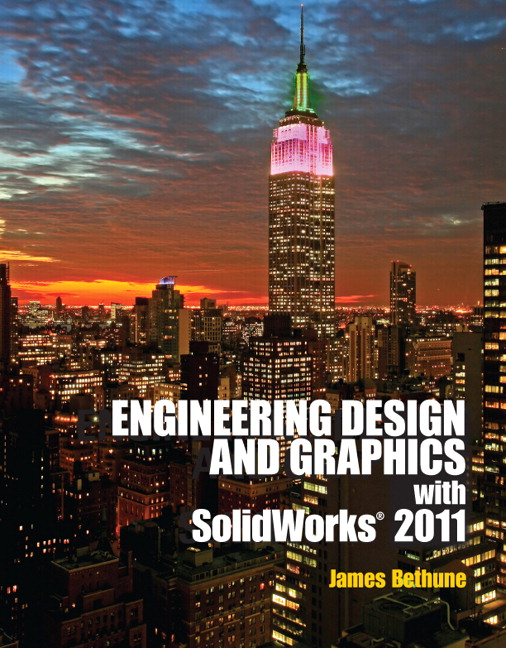 Bethune Engineering Design And Graphics With Solidworks 2014 Pearson