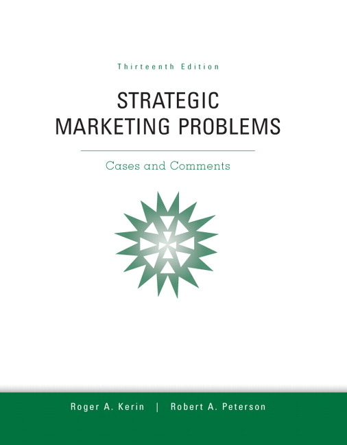marketing strategy by walker mullins Find all the study resources for marketing management by john mullins orville walker samenvatting van 'marketing management - a strategic decision-making approach.
