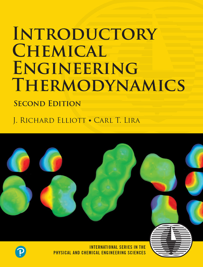 Solutions Manual for Introductory Chemical Engineering Thermodynamics