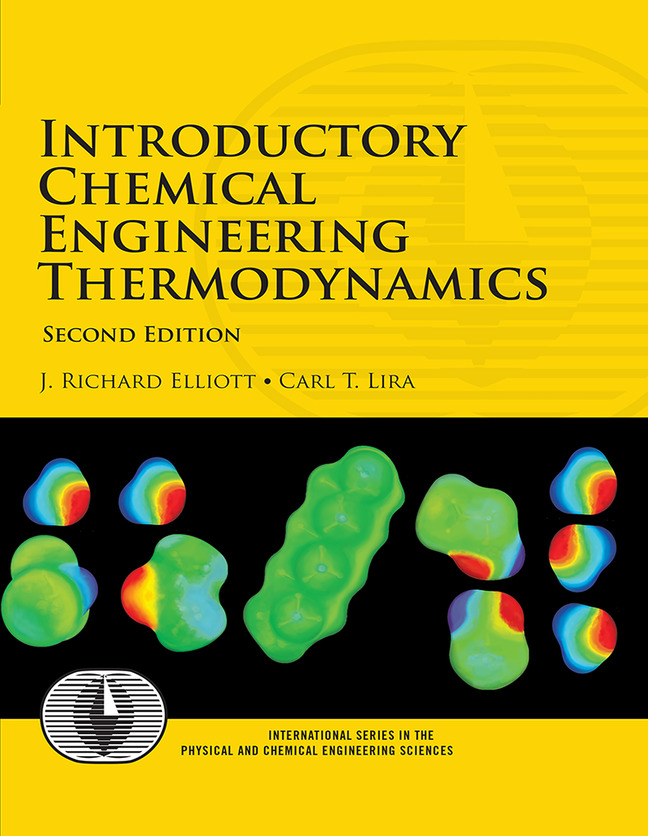 PowerPoints for Introductory Chemical Engineering Thermodynamics
