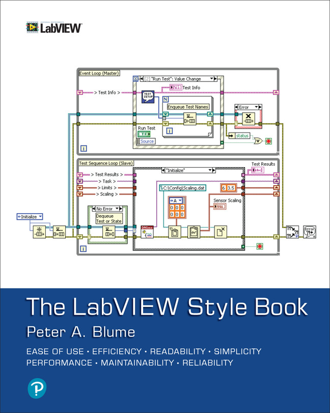 Recommended Books to learn Labview - NI Community - National Instruments