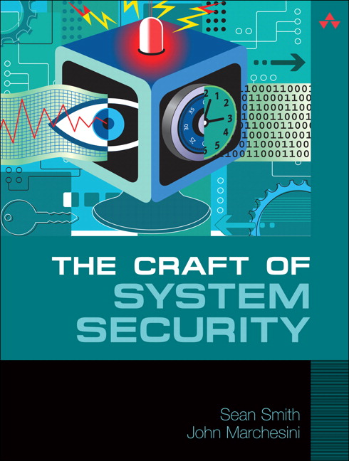 Smith & Marchesini, Craft of System Security, The | Pearson