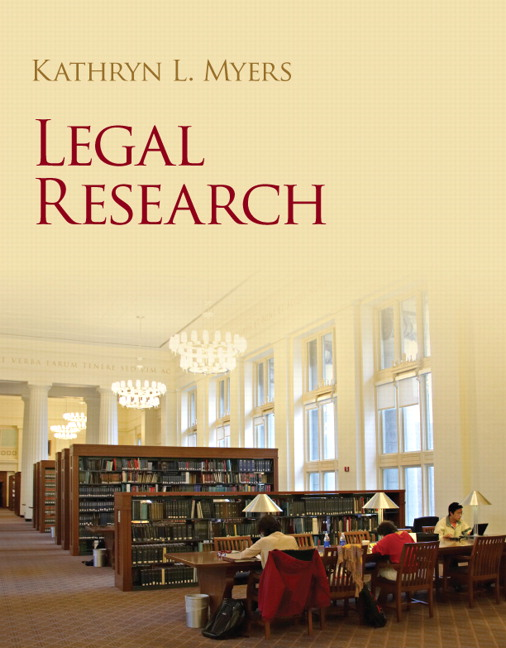 legal research Access our long list of legal research databases available to students, faculty, and staff through the law library at liberty university.
