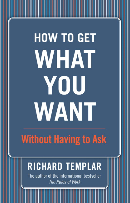 how to ask for what you want and get it