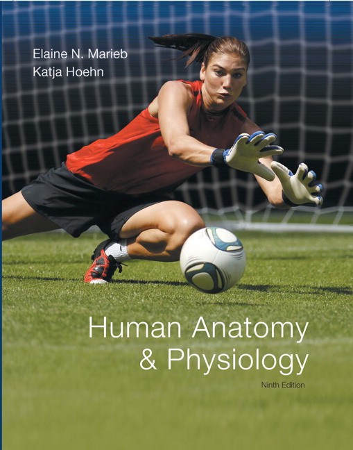 Marieb & Hoehn, Human Anatomy & Physiology with Interactive ...