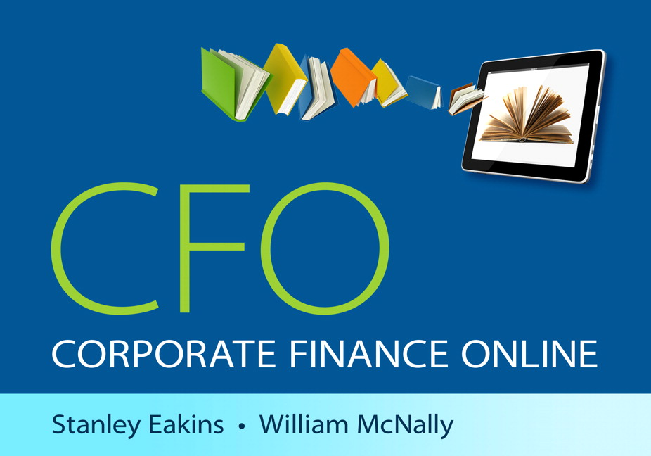 new corporate finance online instant access - Finance Cover