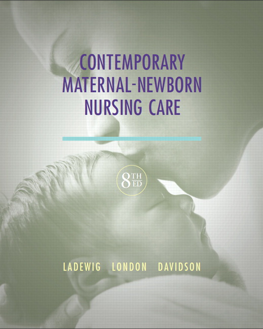 Ladewig London Davidson Contemporary Maternal Newborn Nursing