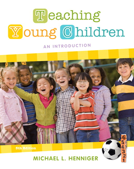 Children Education Book Cover : Henniger teaching young children an introduction th