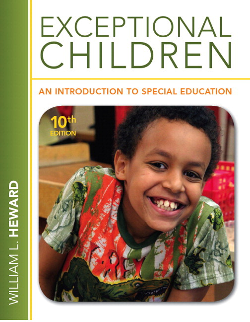Exceptional Children: An Introduction to Special Education Plus MyLab Education with Pearson eText -- Access Card Package