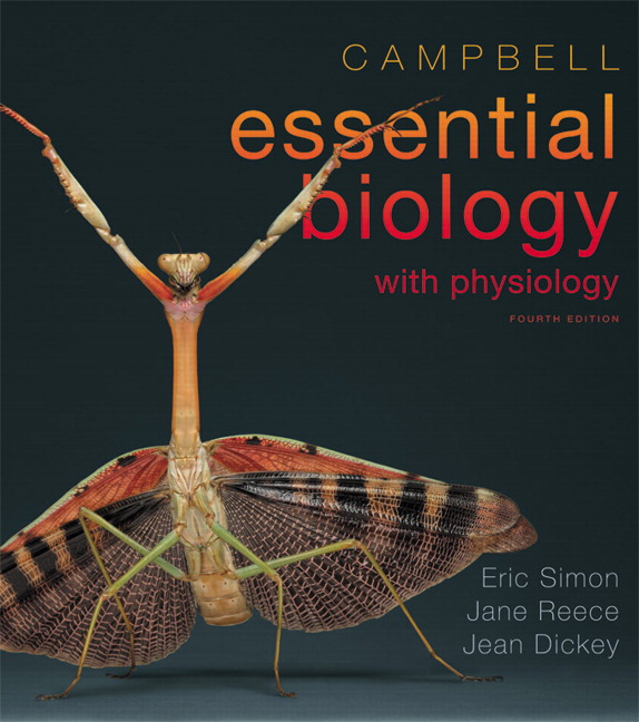 Simon Dickey Reece Campbell Essential Biology With