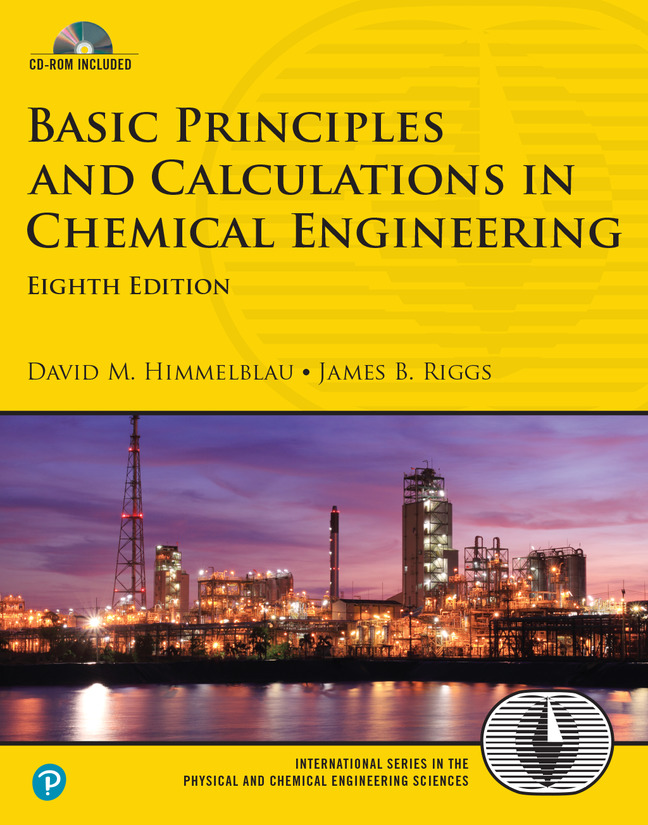Himmelblau riggs solutions manual for basic principles and solutions manual for basic principles and calculations in chemical engineering fandeluxe