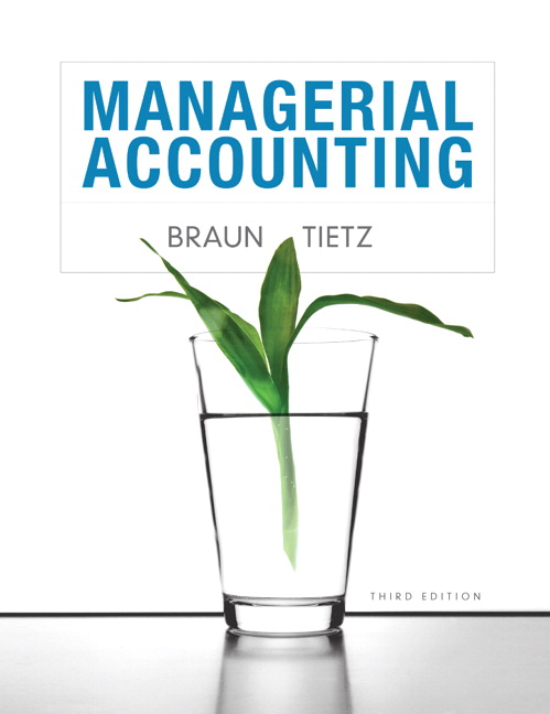 managerial accounting 2 Enrol in cost and managerial accounting 2 course code: acct087 this course examines the various approaches to the treatment of fixed manufacturing overhead on.