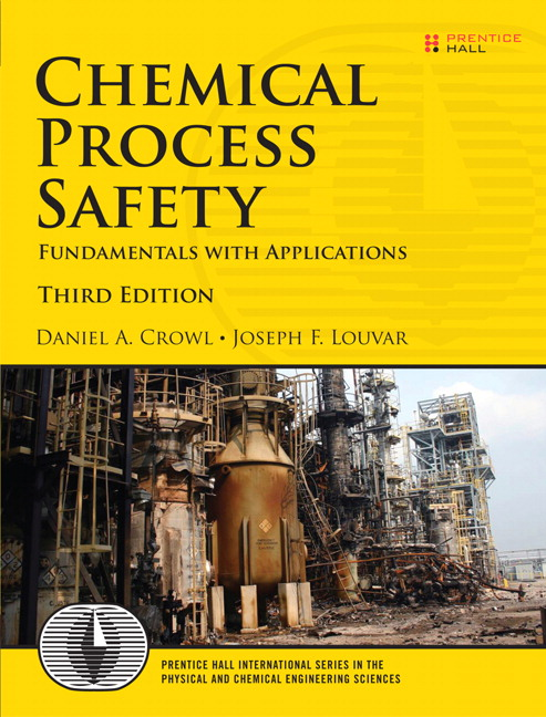 chemical process safety fundamentals with applications solution manual pdf