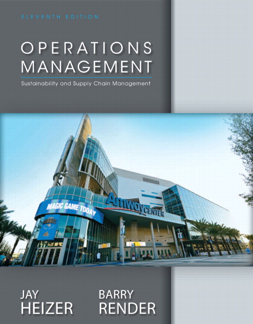 Heizer render munson operations management sustainability and operations management 11th edition fandeluxe Choice Image