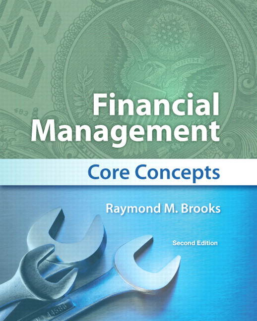 Brooks financial management core concepts 3rd edition pearson financial management core concepts plus mylab finance with pearson etext access card package 2nd edition fandeluxe Choice Image