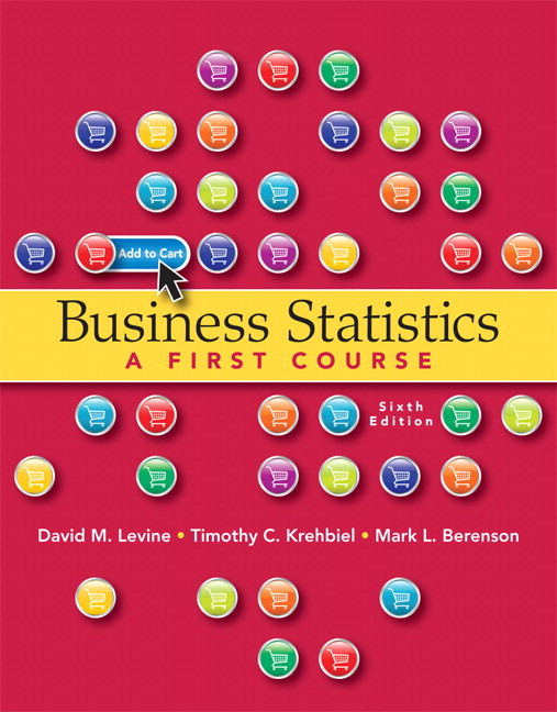 Business Statistics, 6th Edition