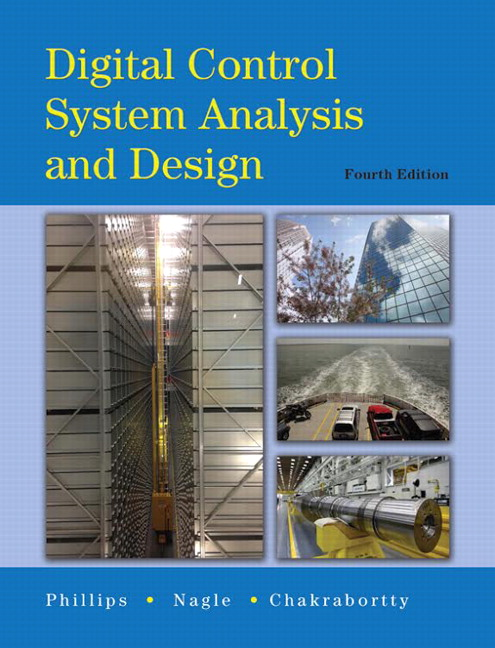 Digital Control System Analysis Design 4th Edition