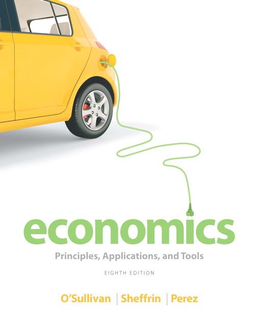 Economics: Principles, Applications, and Tools