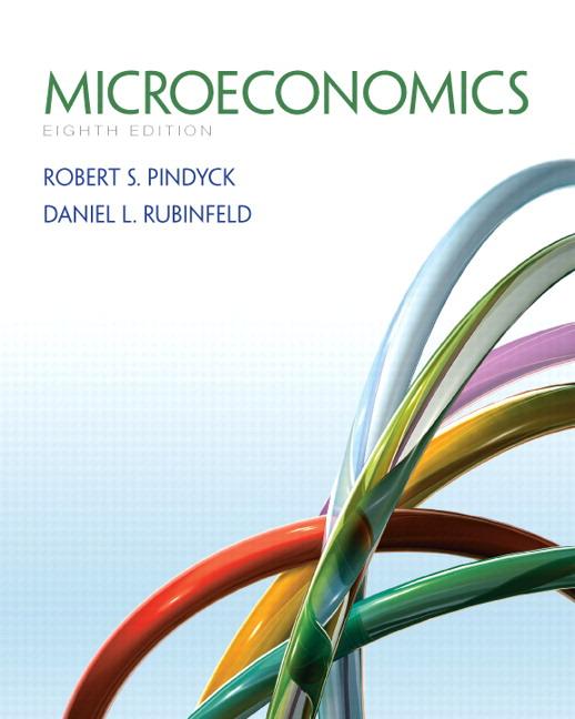 Microeconomics, 8th Edition