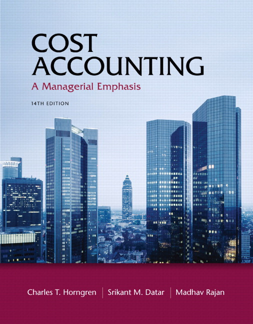 Horngren datar rajan cost accounting plus new mylab accounting book cover fandeluxe Images