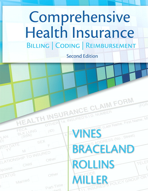 Brown tyler guide to medical billing 3rd edition pearson comprehensive health insurance billing coding reimbursement 2nd edition fandeluxe Image collections