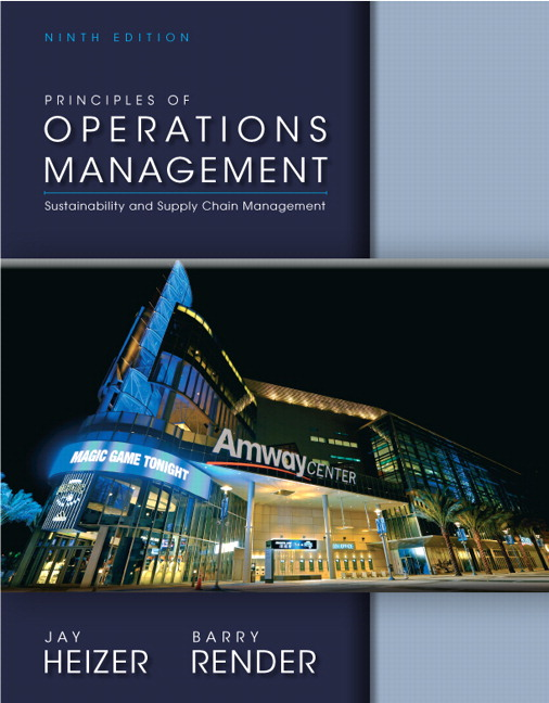Heizer render munson principles of operations management principles of operations management 9th edition heizer render fandeluxe
