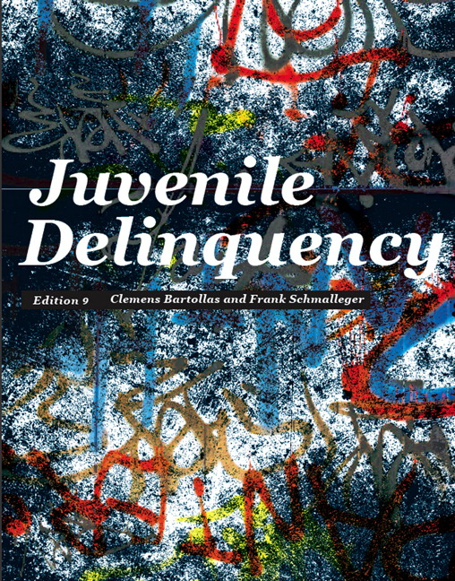 juvenile delinquency causes and solutions