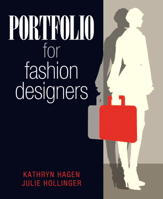 Hagen Hollinger Portfolio For Fashion Designers Plus Myfashionkit With Pearson Etext Access Card Package Pearson