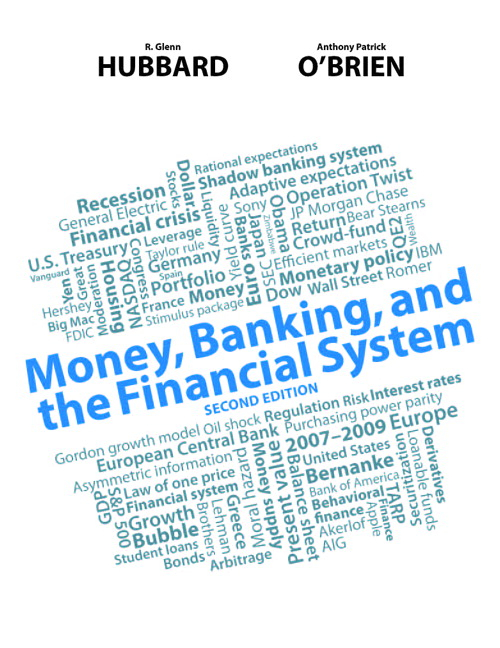 Hubbard obrien money banking and the financial system pearson money banking and the financial system fandeluxe Images