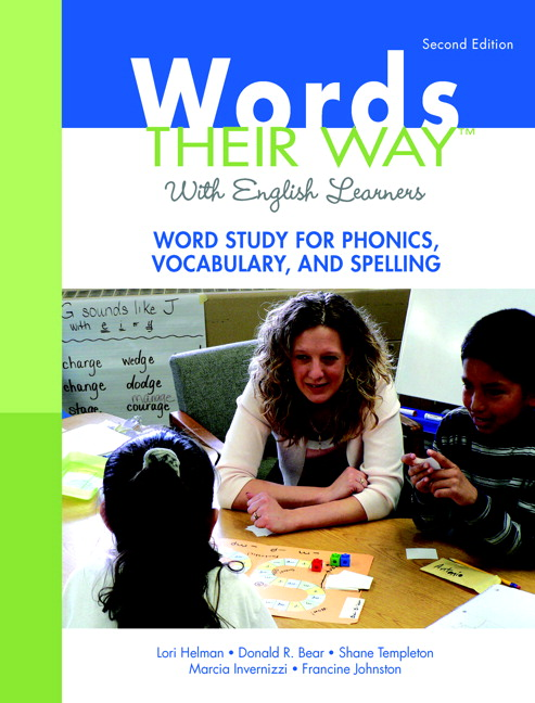 Words Their Way with English Learners: Word Study for Phonics, Vocabulary, and Spelling (Subscription)