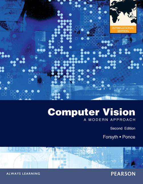 Computer Vision: A Modern Approach (Subscription)