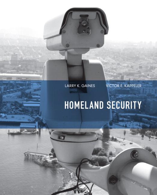 Gaines Kappeler Homeland Security Pearson