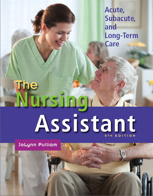 Nurse Assistant Book