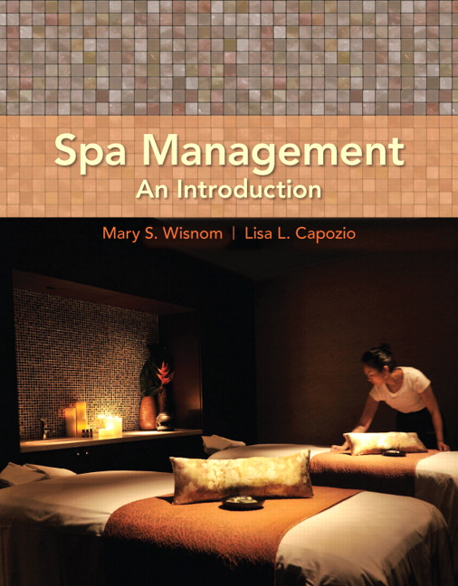 Spa Management An Introduction Subscription