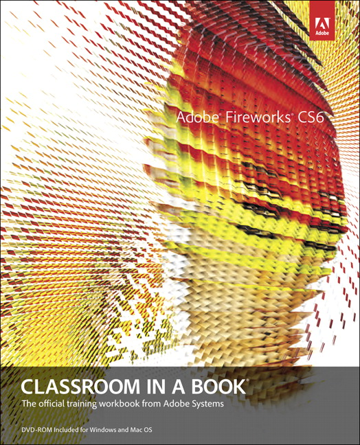 adobe fireworks cs6 classroom in a book pdf