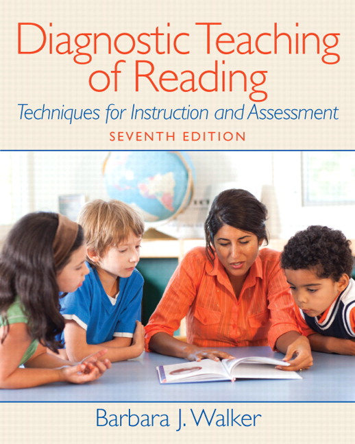 Walker Diagnostic Teaching Of Reading Techniques For Instruction
