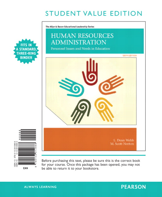 human resources and public administration