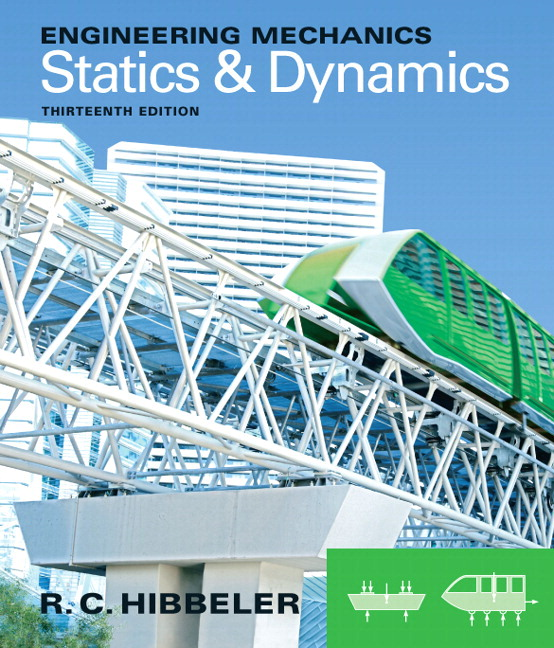 Hibbeler engineering mechanics statics dynamics 14th edition engineering mechanics statics dynamics plus mastering engineering with pearson etext access card package 13th edition fandeluxe Gallery