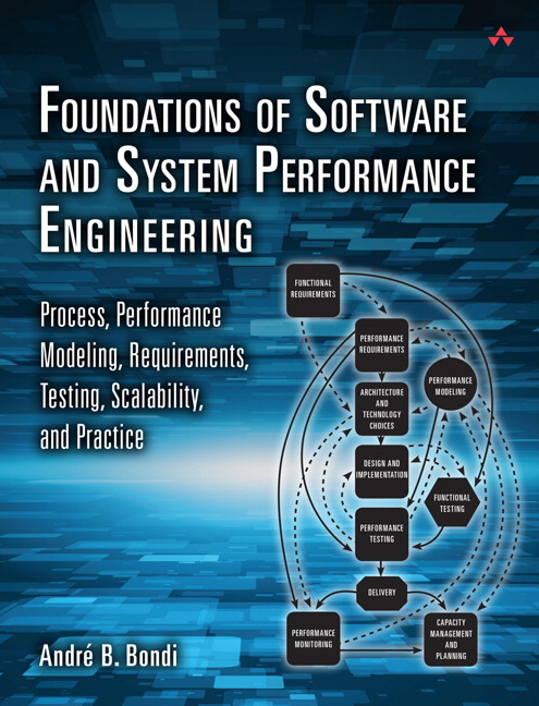 Bondi foundations of software and system performance engineering foundations of software and system performance engineering process performance modeling requirements testing scalability and practice fandeluxe Choice Image
